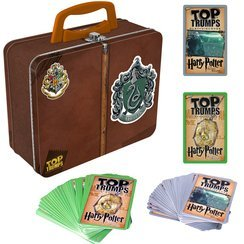 WINNING MOVES Top Trumps Tin Harry Potter Slytherin